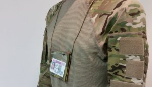 multicam ID holder